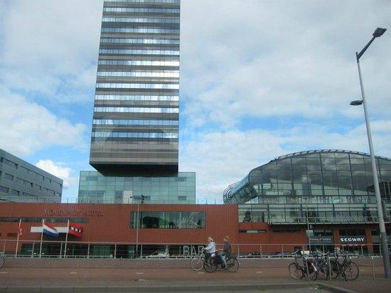 Movenpick Hotel Amsterdam City Center: moevenpick Hotel