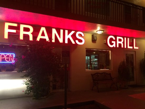 Frank's Grill: Great place