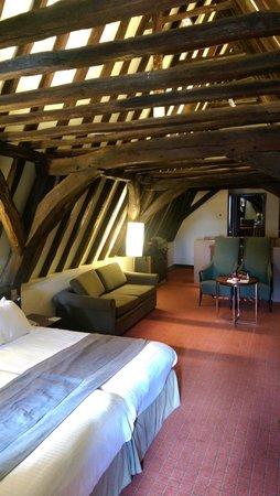 Crowne Plaza Brugge: Medieval Suite