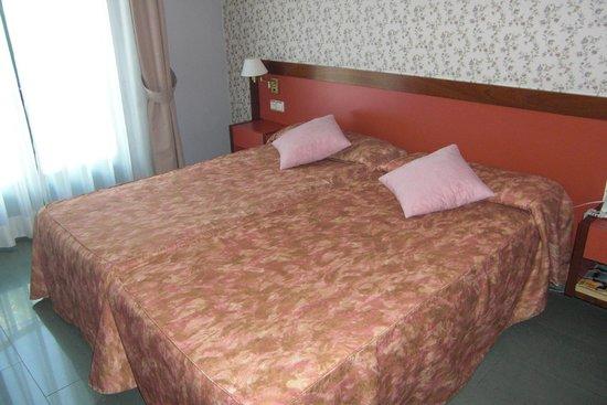 Hotel Jardín de Aranjuez: Camas