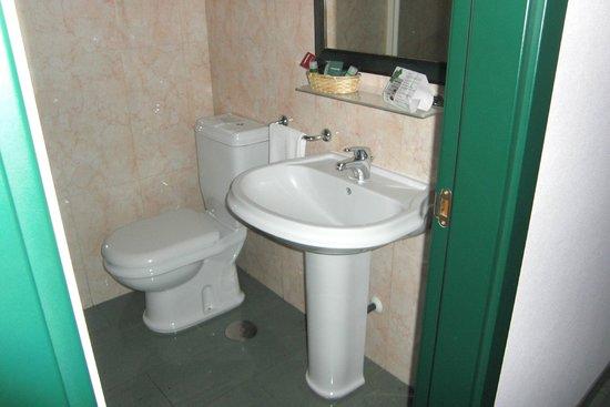 Hotel Jardín de Aranjuez: Baño