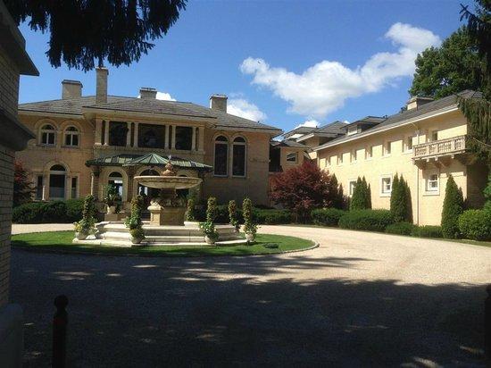 Lenox, MA: the Florentine palazzo