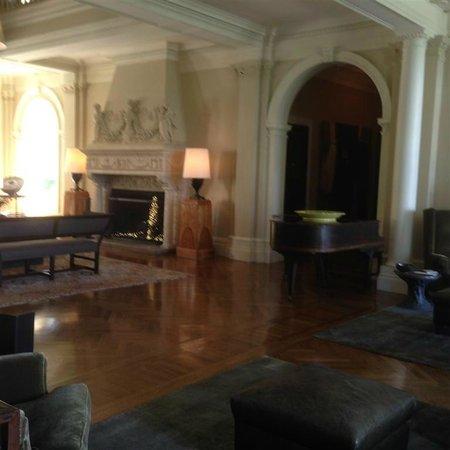 Wheatleigh: drawing room