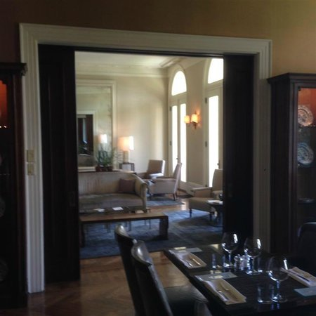 Wheatleigh: sitting room
