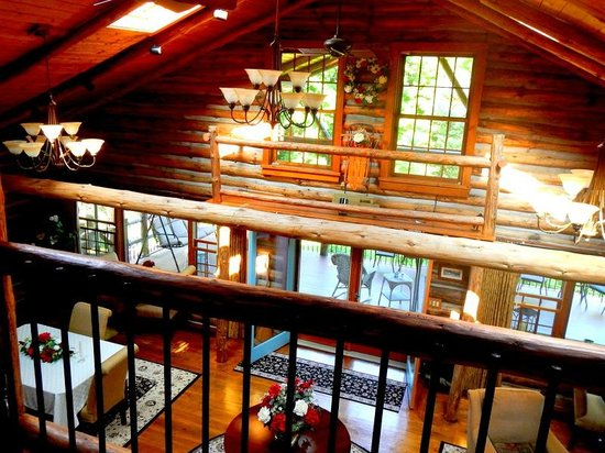 The Chalet of Canandaigua: Inside The Chalet