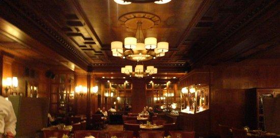 Westin St Francis Oak Room Restaurant