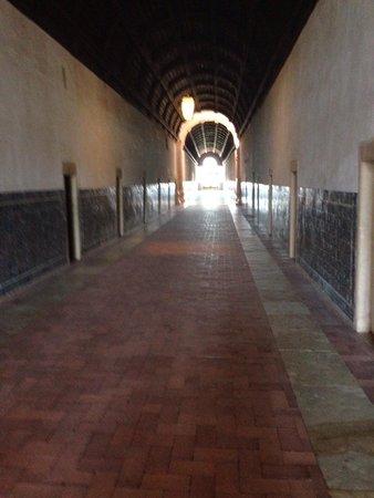 Convento de la Orden de Cristo: Il dormitorio grande