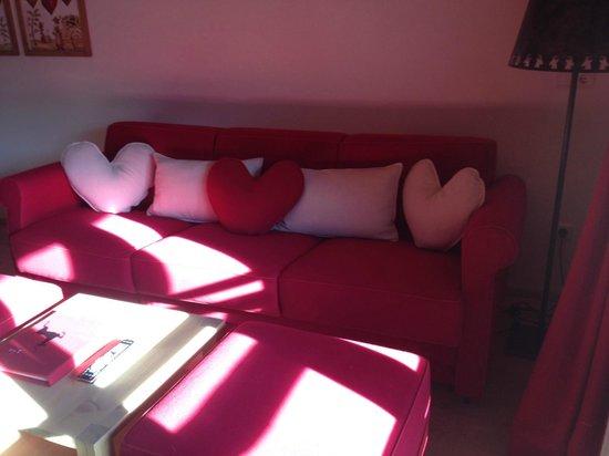Zin Senfter Residence: Camera - particolare