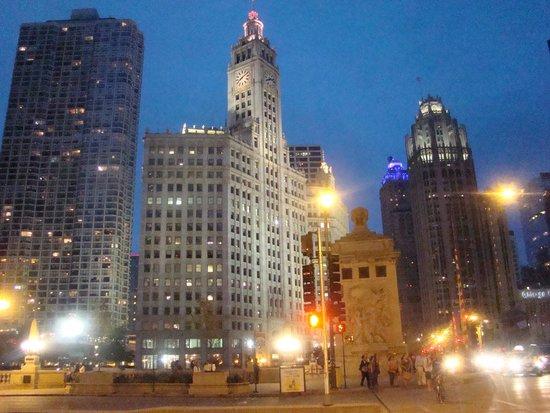 Wyndham Grand Chicago Riverfront: Alrededores del Hotel