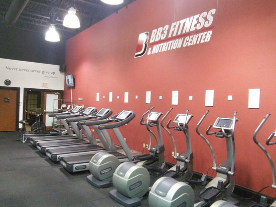 Bonaventure Resort & Spa: Gym - cardio equipment