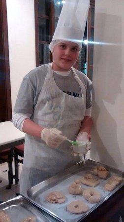 Hotel Vila Inglesa: Tios, tias e equipe muito obrigado por terem realizado um sonho meu poder cozinhar aí, de longe