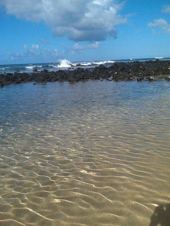 Baby Beach Poipu : Беби бич