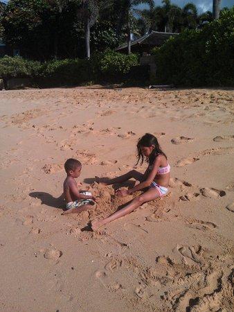 Baby Beach Poipu : Леди бич