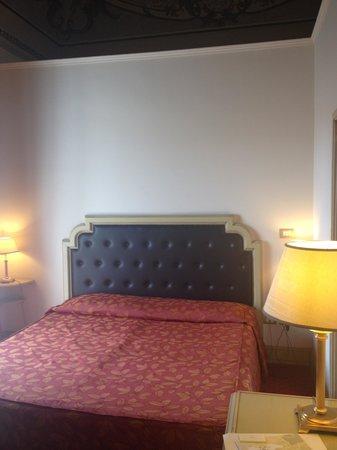 Manganelli Palace Hotel: la camera