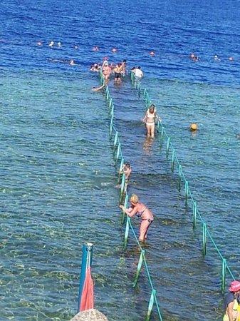 Dreams Beach Resort: beach