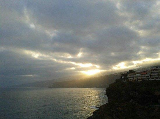 Bahia Principe San Felipe: Salida del sol desde la habitación