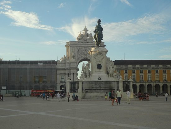 Praça do Comércio (Terreiro do Paço) : Terreiro de Paço