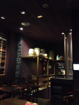 Restaurante Xaloc : El mejor jamon del mundo!