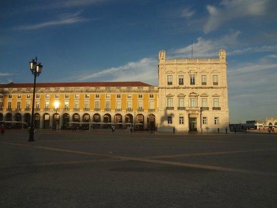 Praça do Comércio (Terreiro do Paço) : Terreiro do Paço.