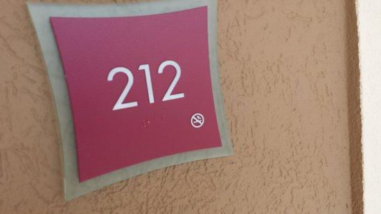 Best Western Carriage House Inn & Suites: room number