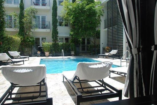Kimpton Angler's Hotel: Poolarea