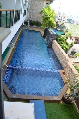 Baramee Resortel : Patong Baramee