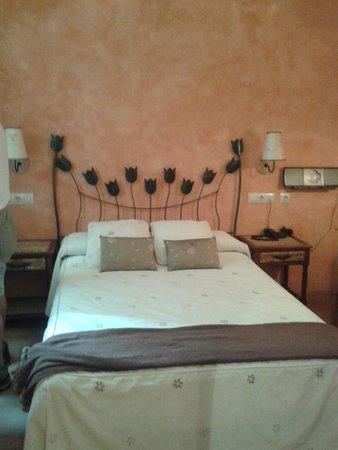 Puerta del Sol: letto