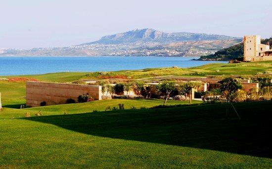 Verdura Resort : Vista dalla camera