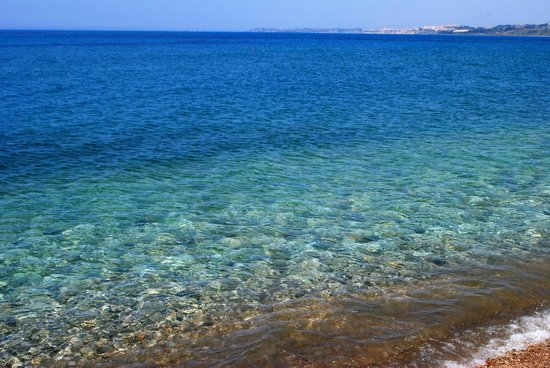 Verdura Resort: Mare