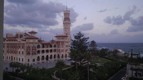 Jardines del Palacio Montazah: Royal palace Haramlek