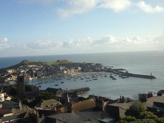 Eleven sea view terrace updated 2017 guesthouse reviews for 22 the terrace st ives