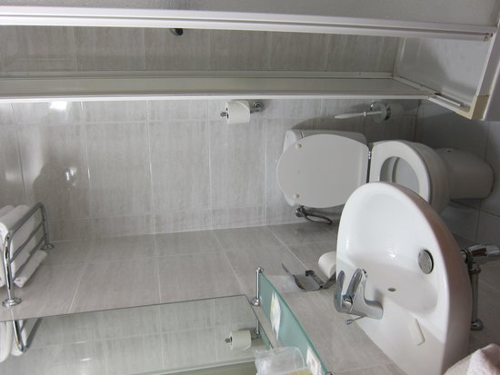 el Jardi: Bathroom