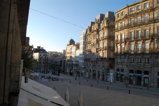 Vista dalla camera picture of puerta del sol vigo tripadvisor - Hotel puerta del sol vigo ...