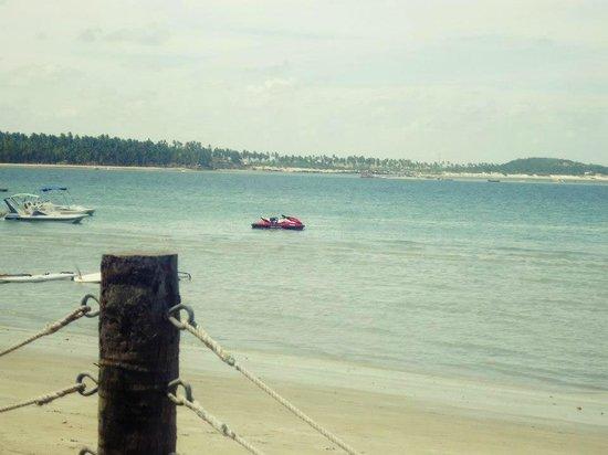 Carneiros Beach: Praia lindíssima
