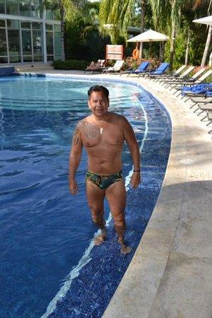 Luxury Bahia Principe Sian Ka'an Don Pablo Collection: Pool side at Sian Kaan