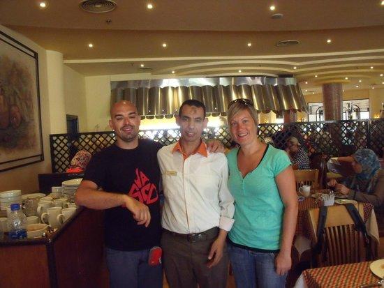 Hilton Hurghada Resort: sala pranzo