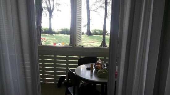 Lone Pine Hotel : наличие балкона очень кстати