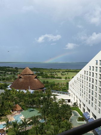 Iberostar Cancun : Arcoiris!!!