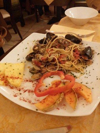 Osteria Della Venezia : Spaghetti