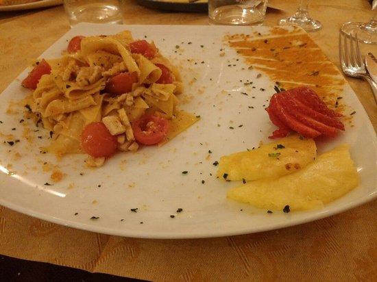 Osteria Della Venezia : Primo