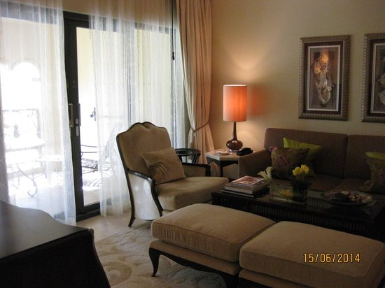 The Palace at One&Only Royal Mirage Dubai : Suite