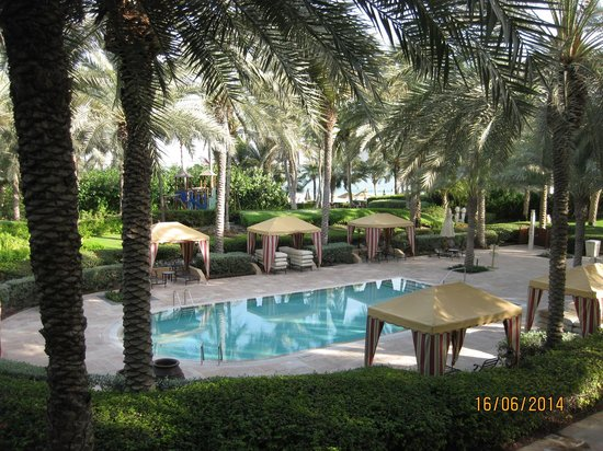 The Palace at One&Only Royal Mirage Dubai : Erwachsenen-Pool