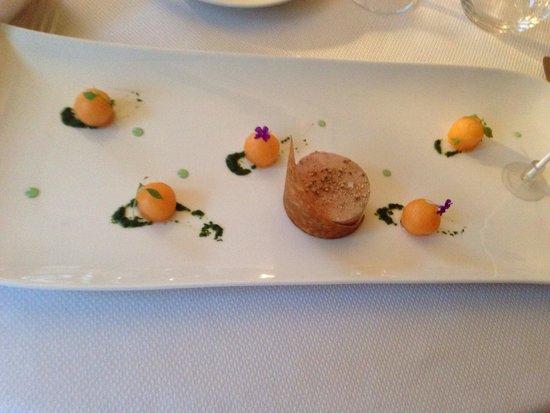 Restaurant Hiely Lucullus : Magnifique