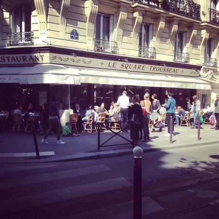 Le Square Trousseau: Meilleurs Restaurant De Ma Vie