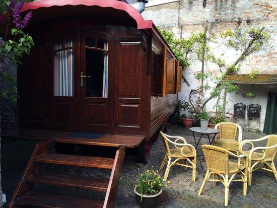 Hotel de Emauspoort: carrozzone 2