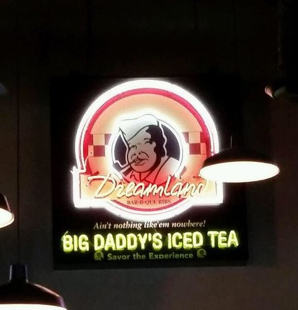 Dreamland BBQ: Yummy Sweet Tea