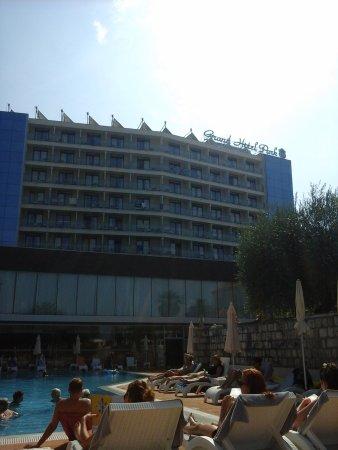 Grand Hotel Park: hotel