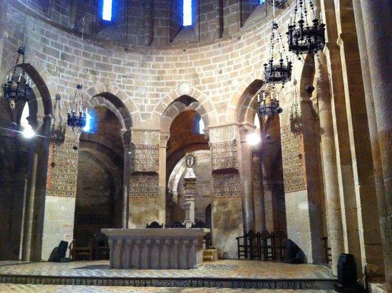 Monasterio de Veruela: Aquí sólo cabe el silencio