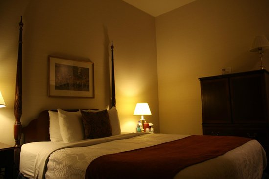 Best Western Plus Independence Park Hotel: Room