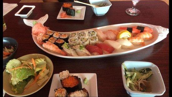Yoshi Japanese Restaurant: True love for two